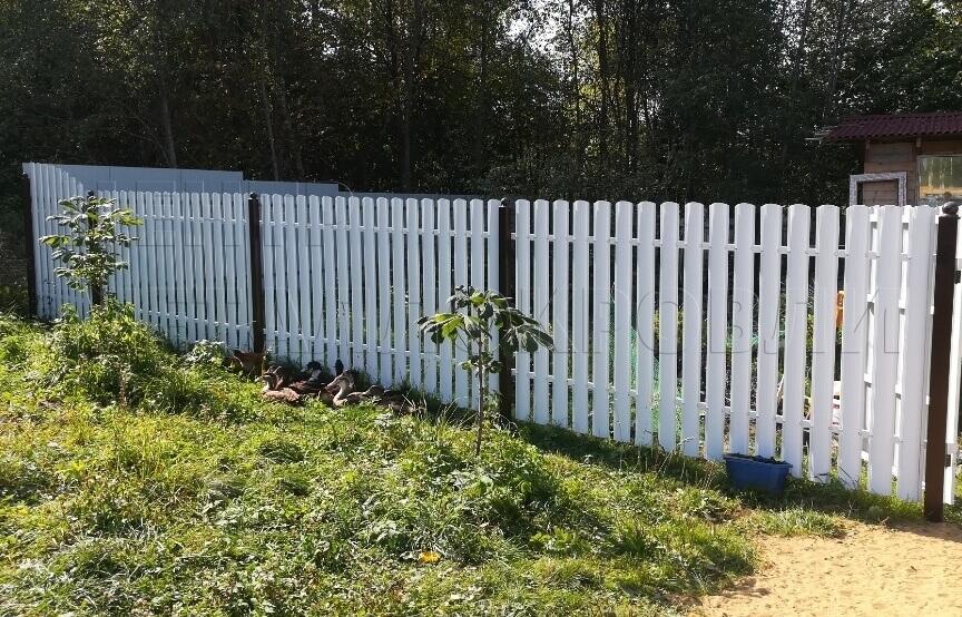 Забор для защиты от угроз извне