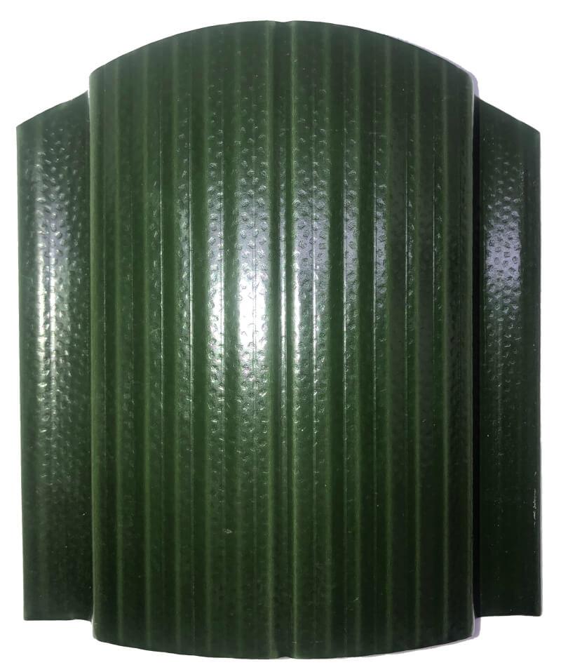 Евроштакетник Пластизол Зеленый
