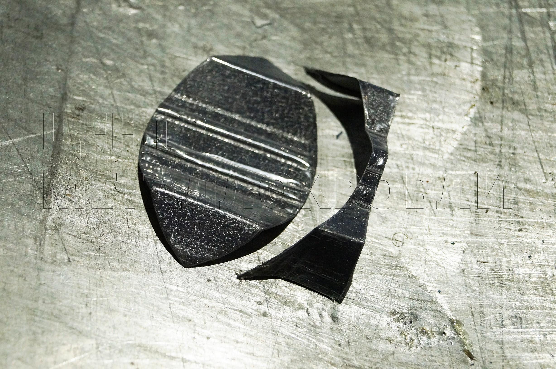 евроштакетник прямой рез забор - 11